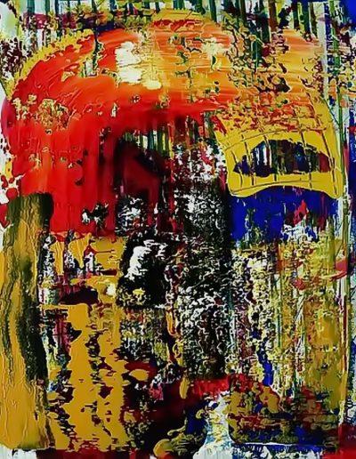 Peter Griesbeck, 013, 100 x 80 cm