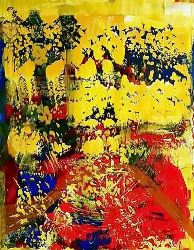 Peter Griesbeck, 014, 100 x 80 cm