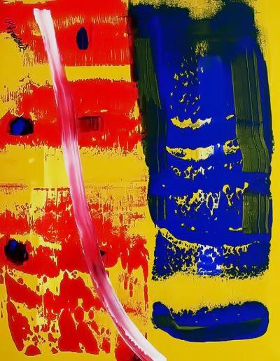 Peter Griesbeck, 102, 100 x 80 cm