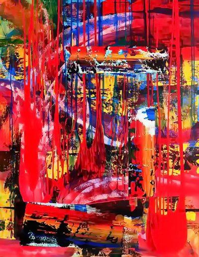 Peter Griesbeck, 103, 100 x 80 cm