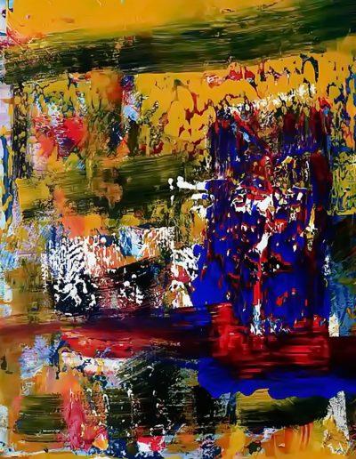 Peter Griesbeck, 106, 100 x 80 cm