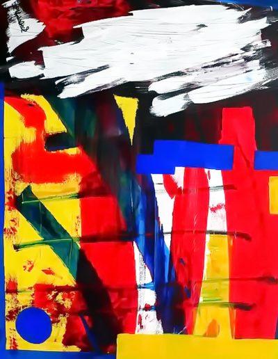 Peter Griesbeck, 107, 100 x 80 cm