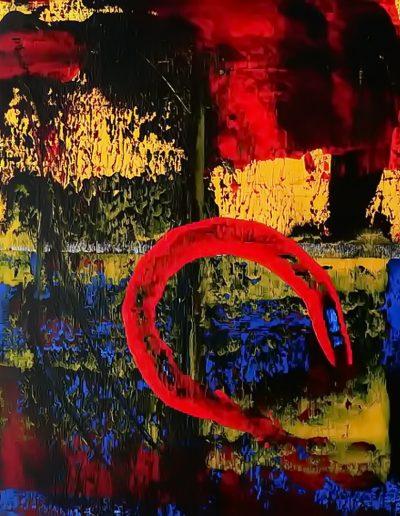 Peter Griesbeck, 109, 100 x 80 cm