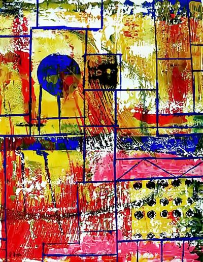 Peter Griesbeck, 112, 100 x 80 cm