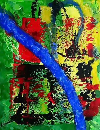Peter Griesbeck, 113, 100 x 80 cm