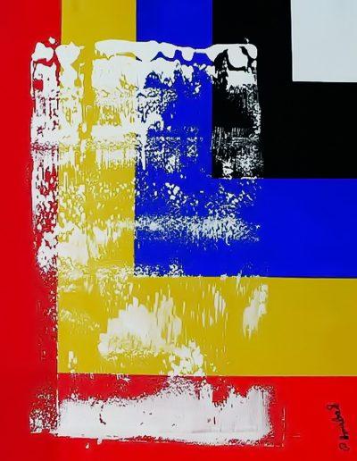 Peter Griesbeck, 116, 100 x 80 cm
