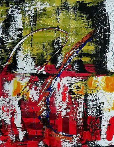 Peter Griesbeck, 117, 100 x 80 cm