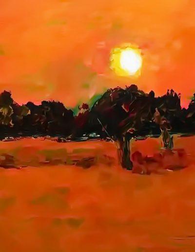 Peter Griesbeck, 119, 80 x 100 cm