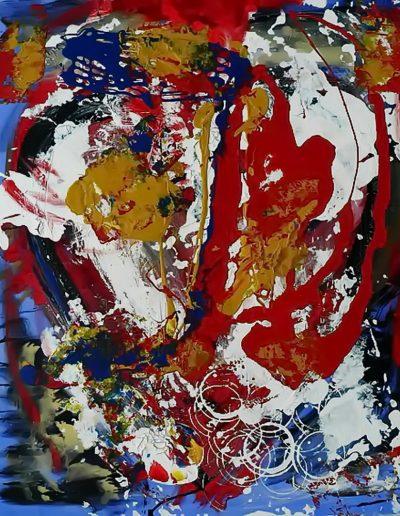 Peter Griesbeck, 125, 100 x 80 cm