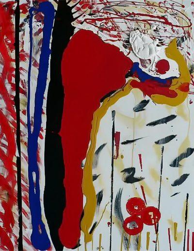 Peter Griesbeck, 126, 100 x 80 cm