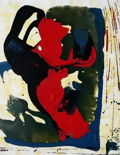 Peter Griesbeck, 127, 100 x 80 cm
