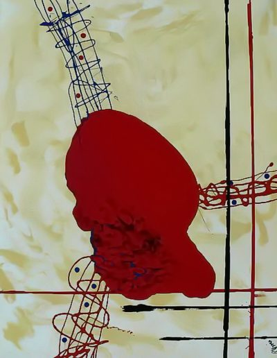 Peter Griesbeck, 129, 100 x 80 cm