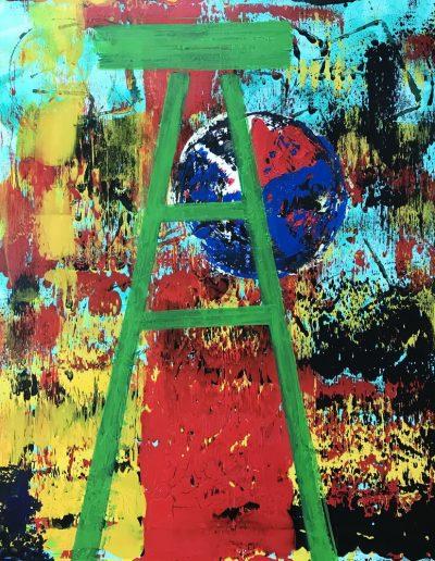 Peter, 100x80cm, 20020